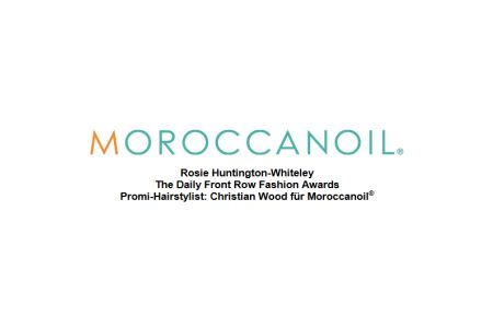 PR/Pressemitteilung: Moroccanoil Hairstyling: Rosie Huntington Whiteley @ 2016 Daily Front Row Los Angeles Fashion Awards