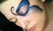 Make Up Art - Schmetterling
